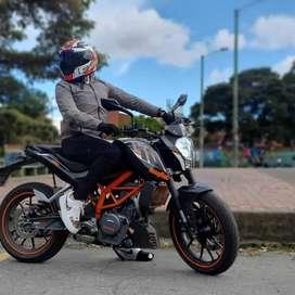 KTM DUKE 390 ABS MOD 2015