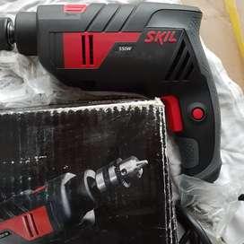 "Taladro de impacto 3/8"" marca SKIL 550w"