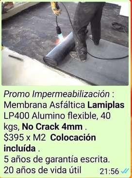Impermeabilizaciónes Rosario