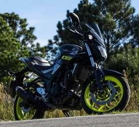 Yamaha Mt03 321cc Usada