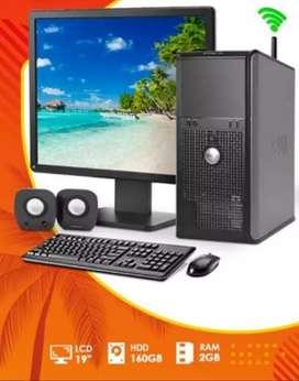 Computador de Escritorio Marca Dell