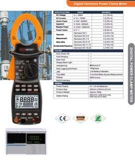 Multimetro analizador