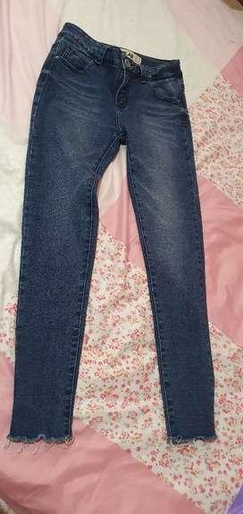 Pantalon Jean Mujer