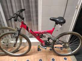 Bicicleta de segunda