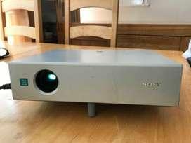Video beam sony