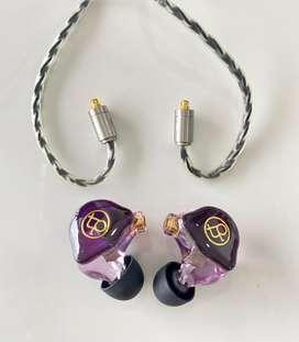 Audífonos Aurora TingPod (Ingeniería de Sonido)