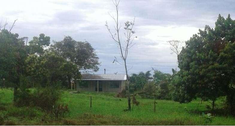 Casa para descanso en el campo, rento casa turistica 4 cuartos y laguna 0