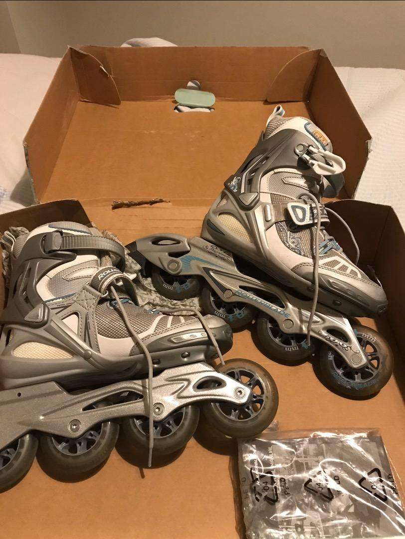 Patines Rollerblade Spark 84W 0