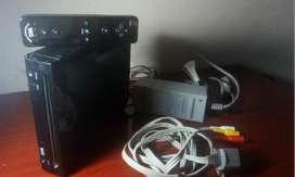 Nintendo Wii Negra Original!!! (usada)