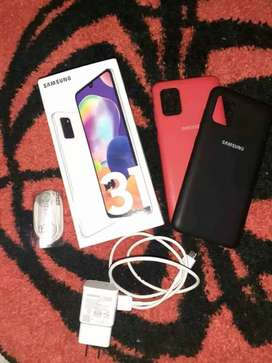 Vendo Samsung a31 128