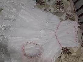 Hermosos vestidos de primera comunion con ajuar