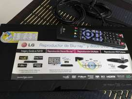 REPRODUCTOR DE BLU-RAY Y DVD