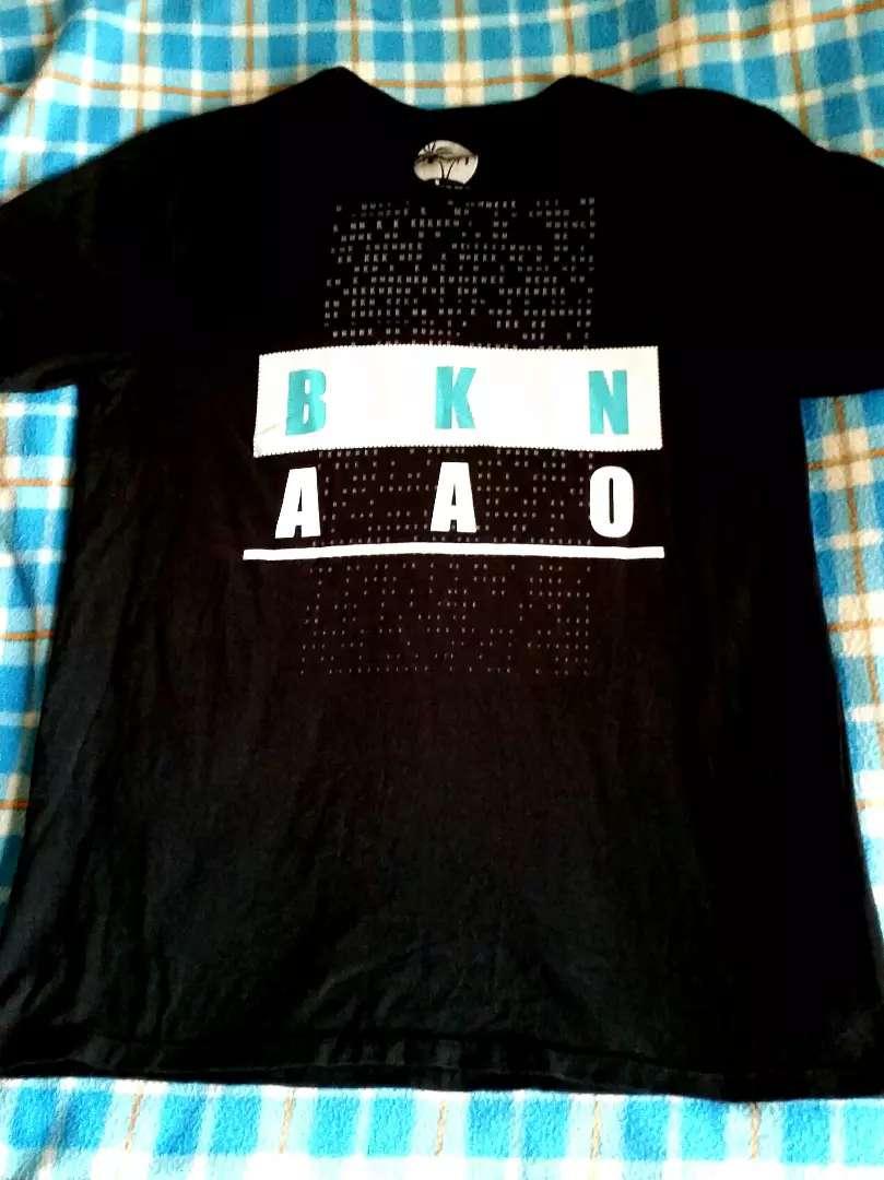 Vendo camiseta talla XL BaKano