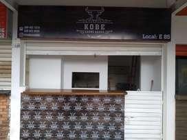Vendo  Negocio de Comida Kobe Asados