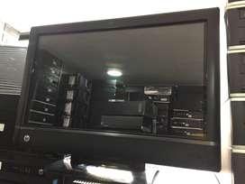 PROMOCION HP TODO EN UNO CORE I5 2DA GENERACION - DISCO DURO 500 - RAM 8GB - WIN 10 - HDMI -  ENTREGA INMEDIATA