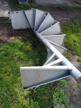 Escalera caracol 2,60mts