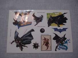 Stickers Batman para Souvenir