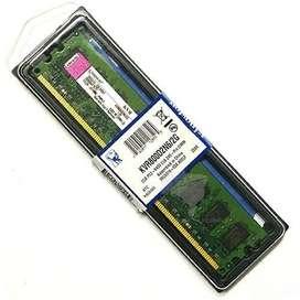 Memoria Kingston DDR2 800 PC6400 2GB