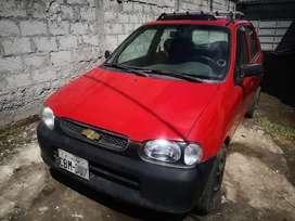 Chevrolet Alto 2002 10 de 10