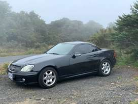 Mercedes benz slk 230 kompressor