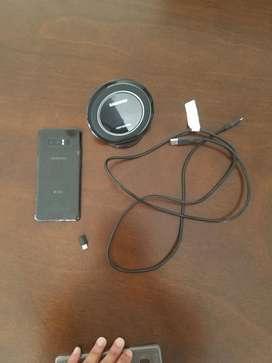 Samsung Note 8 Cargador Inamlambrico