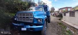 Vendo volquta Ford del 91