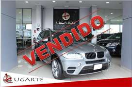 BMW X5 FAB. 2011 MOD. 2012 COLOR GRIS PLATINO METALIZADO.