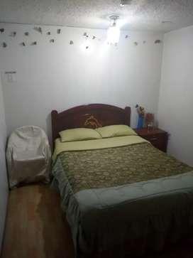 Hotel hostal departamento suite amoblado alquiler renta arriendo el mes 210 usd una persona/persona adicional 100 usd