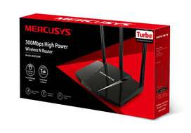 ROUTER N300MBPS MERCUSYS MW330HP