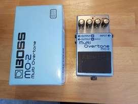 Vendo pedal BOSS MO2 Multiovertone