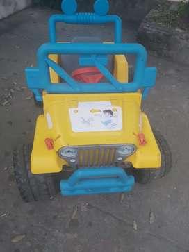 Carro electrico fisher price