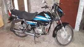 Vendo moto Honda Eco Deluxe economica pales hasta 2021 negociables
