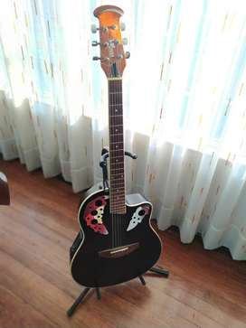 Guitarra Mc Art tipo Ovation