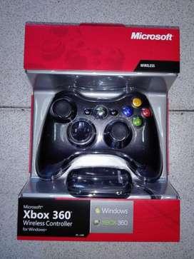 Jostick Xbox 360 Nuevo con Receptor