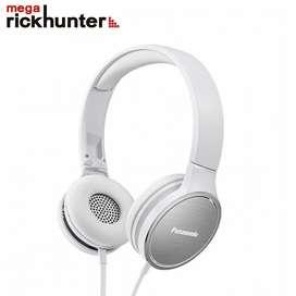 Audifonos Panasonic powerful rich sound Rphf500 blanco