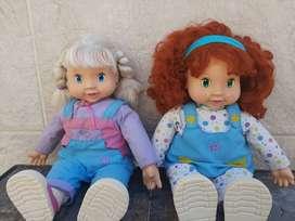 Muñecas que hablan talkin tots 1996