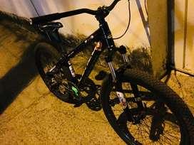 Vendo bicicleta Venzo