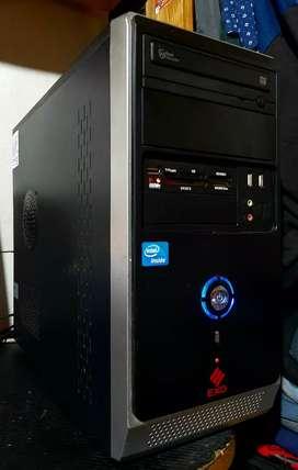 CPU Windows 10 DDR3 500GB Intel 3ra Gen