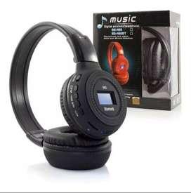 DIADEMA BLUETOOTH MP3 RECARGABLE
