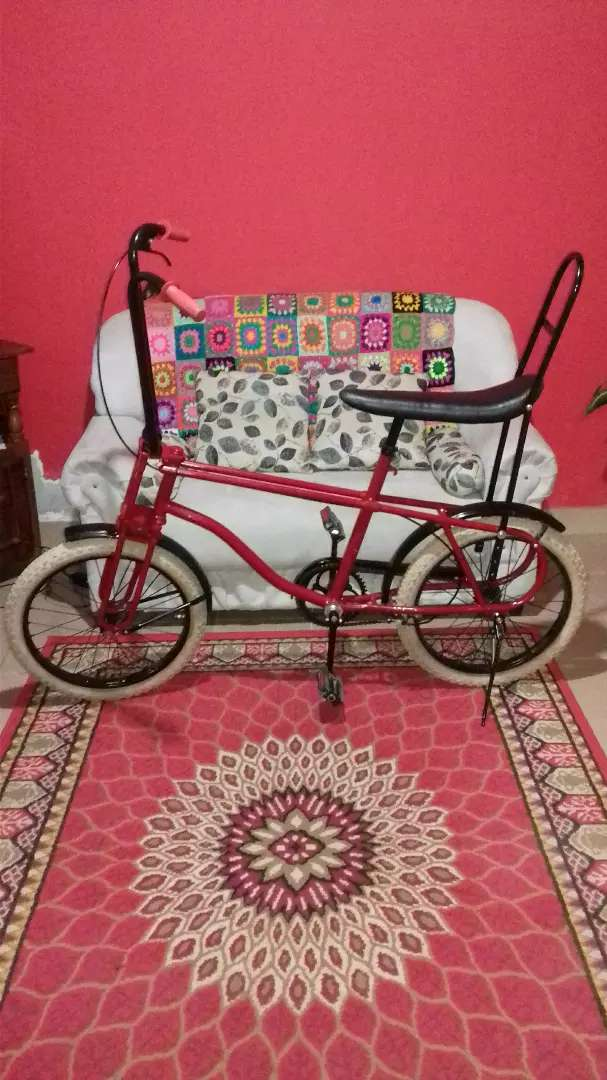 Antigua bicicleta Vaquero Rodado 20 0