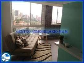 Alquiler Vacacional de Aparta Estudio Amoblados en Medellín