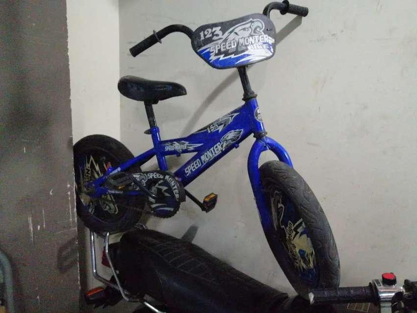 Bicicleta para niño 0