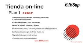 ¡Sitio web para tu empresa/negocio!