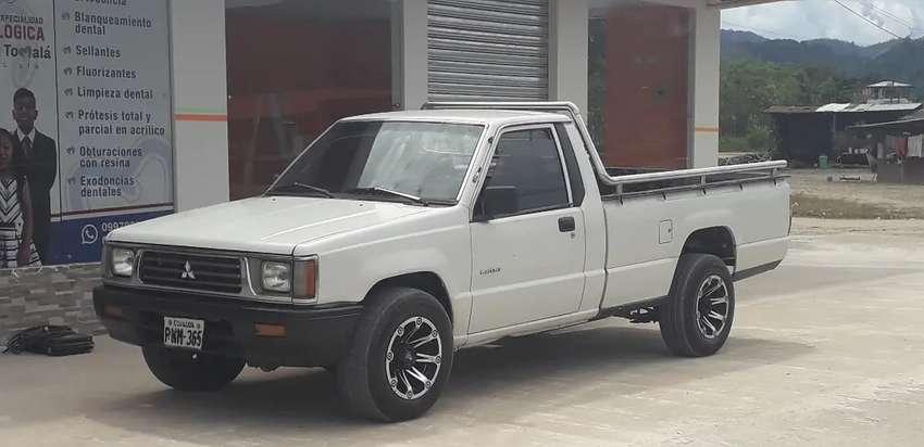 Mitsubishi L200 99 0