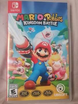 Mario+Rabbids Kingdom Battle NINTENDO SWITCH