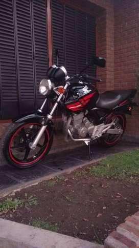 HONDA TWISTER CBX250cc 2012
