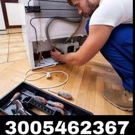 Reparación de neveras con técnicos autorizados