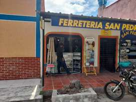 SE VENDE FERRETERIA ACREDITADA EN NORTE DE NEIVA
