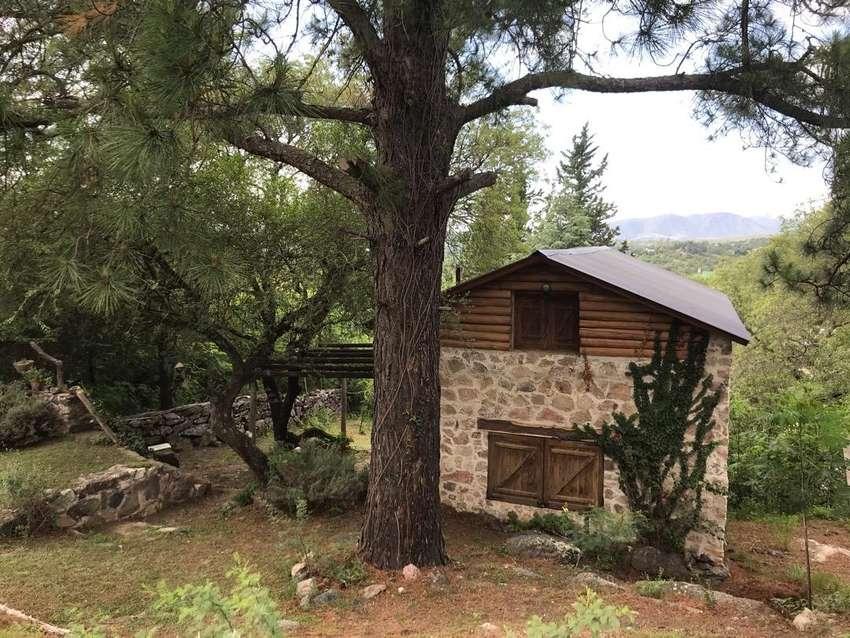 Cabaña sierras de Cordoba cerca de Carlos Paz en Cuesta Blanca 0