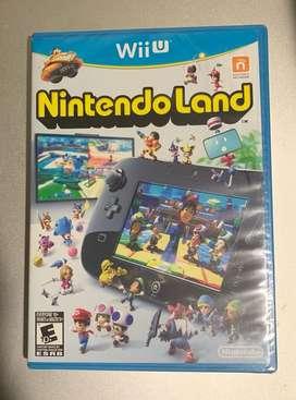 Nintendoland Nuevo Sellado Nintendowiiu
